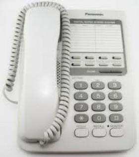 Panasonic KX-T7451 KXT7451 KX T7451 telefoon wit
