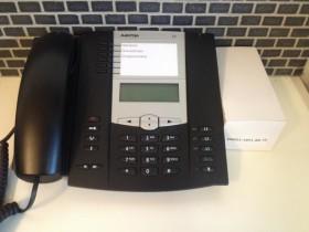 53I Aastra VOIP IP SIP telefoon NIEUWE voeding
