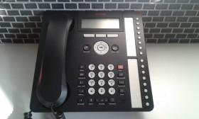 1616-I Avaya 1616 I BLK IP Phone 700458543