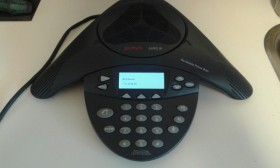 4690 IP Avaya Conference telefoon bij Polycom