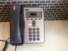 Cisco CP-7905G CP 7905G CP- 7905 telefoon