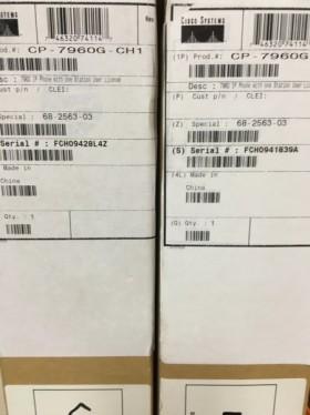 7960 Cisco CP-7960G
