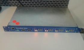 Fonomail 2000 Rack 4P CF MD WEE