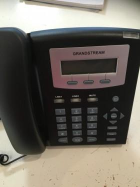 1200 Grandstream GXP1200 GXP 1200 telefoon