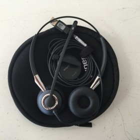 1003 Jabra GN Netcom BIZ2400 DUO headset