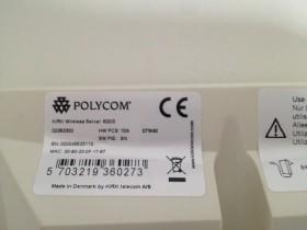 Polycom Kirk Tiptel Wireless Server 600/3 600