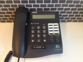 LG LKD-8DS LKD 8DS telefoon black
