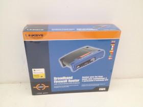 LinkSys Cisco Broadband Firewall Router BEFSX41 NIEUW