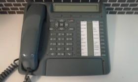 760 M760 telefoon QWERTY