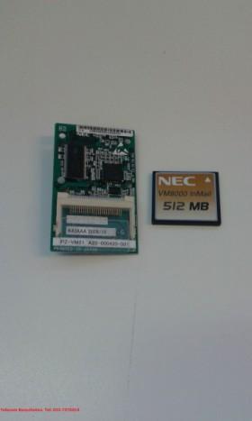 21 Nec 21VM PZ-VM21 Voicemail