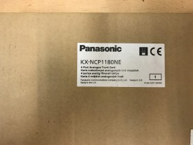 1180 Panasonic KX-NCP1180NE LCOT4 NCP1180