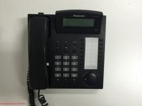 7533 Panasonic KX-T7533 de kleur zwart