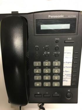 76665 Panasonic KXT7665SP-B KX-T7665 KXT7665