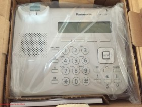 123 Panasonic KX-UT123 KX UT123 WIT NIEUW