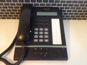 7630 Panasonic KX-T7630 KXT7630 KX T7630 zwart