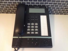 7636 Panasonic KX-T7636 KX T7636 KXT7636SPB telefoon zwart