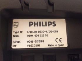 Philips Sopho Ergoline MOD3 D330-4/DG-KPN D330-4 MOD3-4