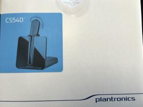 540 Plantronics CS540 Headset NIEUW