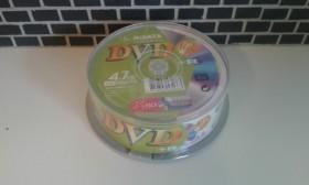 Ridata DVD+R DVD R spindel pack 25