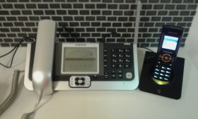5100 Soho Wireless All in ONE VOIP ISDN dect