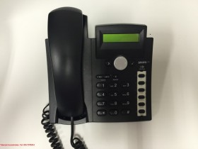 300 Snom 300 VOIP telefoon