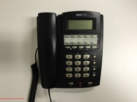 160 Tiptel 160 analoge telefoon
