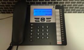 D285IP IP VOIP telefoon