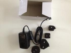 5 Quattrovox 5 & 5PLUS voeding PSU Adapter NIEUW